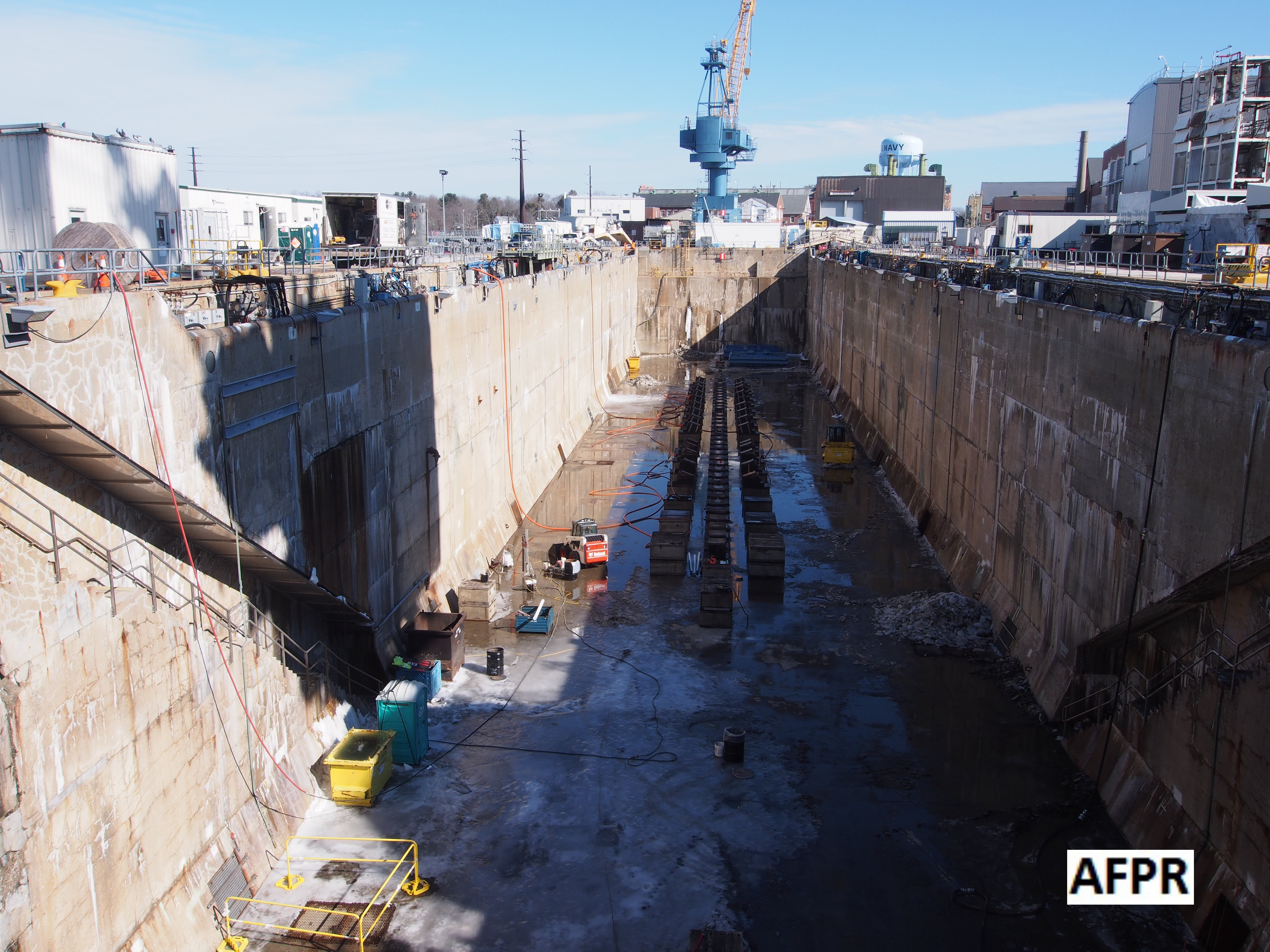PNS Dry Dock #3
